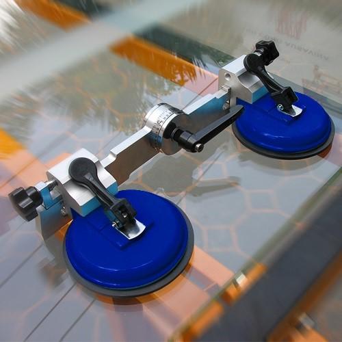 Dụng cụ dán góc vuông ASC25 cho kính cường lực