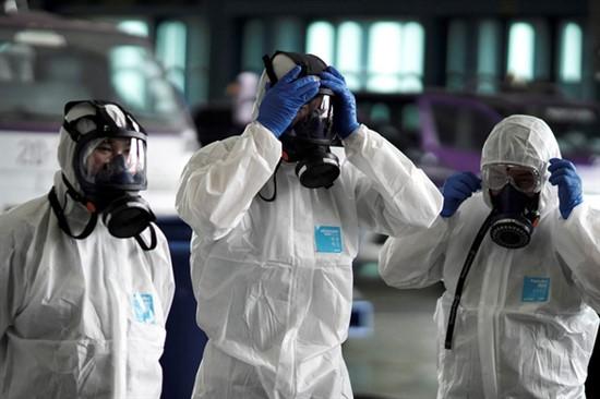 Dịch bệnh corona virus ở người liên quan đến SARS