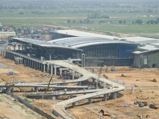 Nhà ga T2 Sân bay Nội Bài