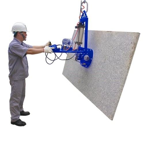 Máy nâng đá SVL25 thành công hơn trong công việc