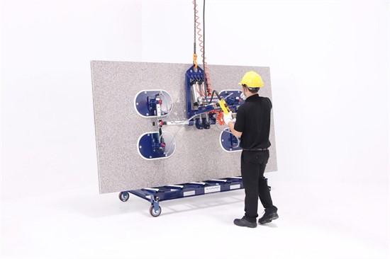 Thiết bị nâng hút đá SVL100 (Stone Vacuum)